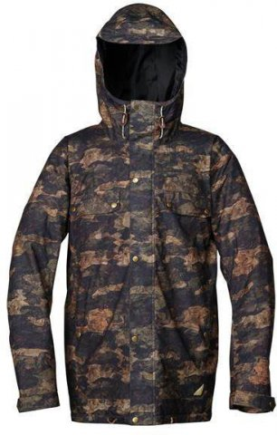 Quiksilver Select Snowboard Jacket Review