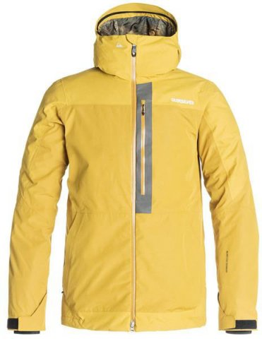 Quiksilver Tension Jacket Review