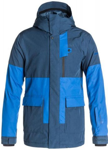 Quiksilver York Jacket Review