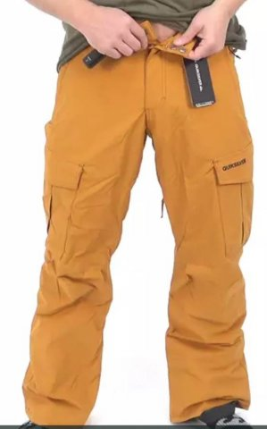 Quiksilver Mission Shell Pant Review