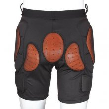 image red-d3o-total-impact-padded-shorts-for-men-png-jpg