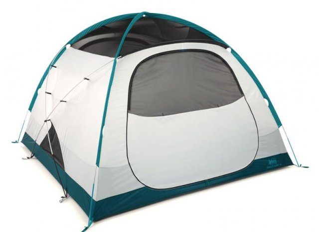 REI Base Camp 6 Tent Review