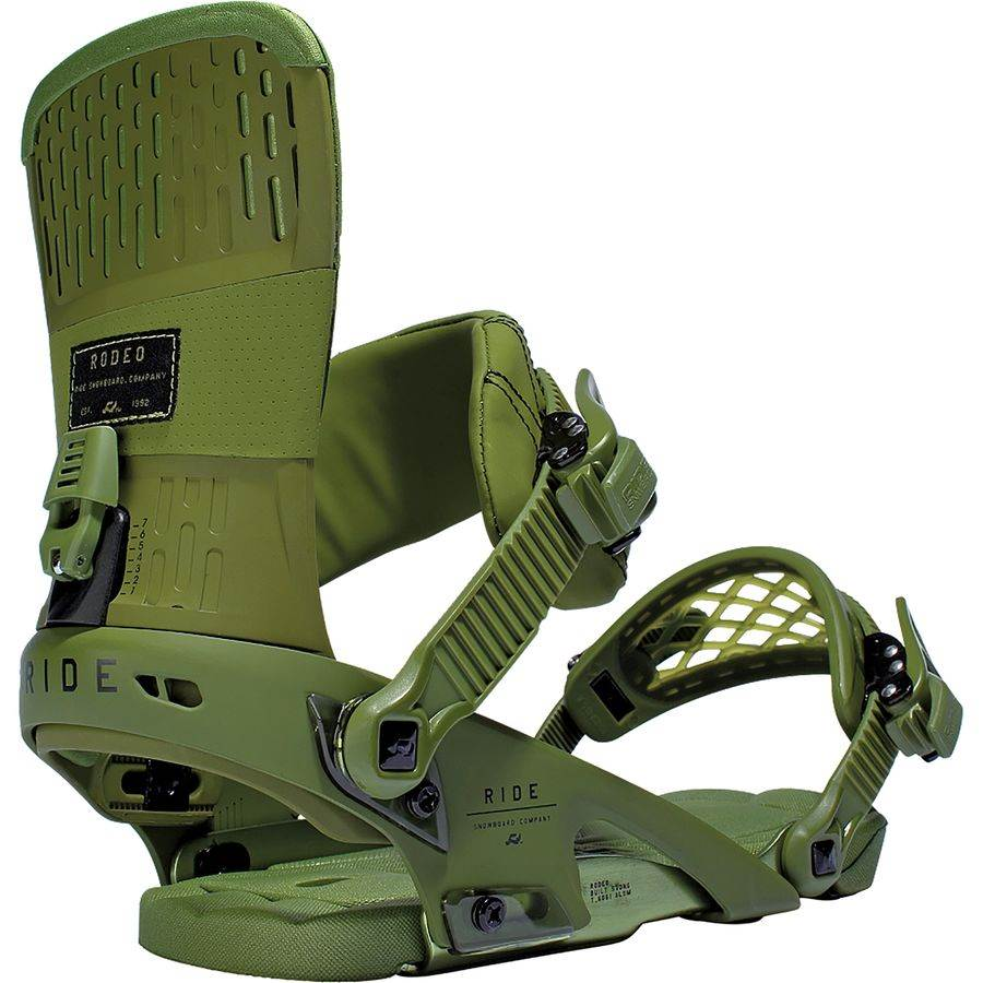 Ride Rodeo Snowboard Binding Review And Buying Advice