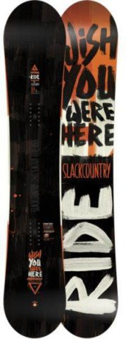 Ride Slackcountry Snowboard Review And Buying Advice