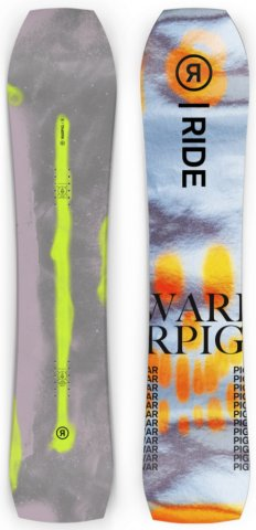Ride Warpig 2017 Snowboard Review