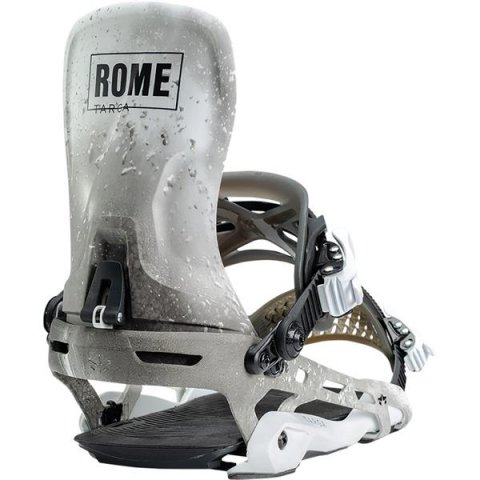 Rome Targa 2011-2017 Snowboard Binding Review