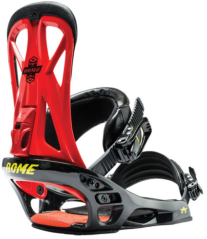 d783c28b7f Rome United Snowboard Binding Review And Buying Advice