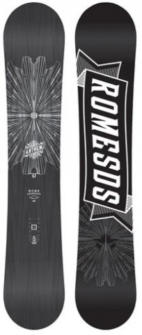 Rome Anthem Snowboard Review And Buying Advice