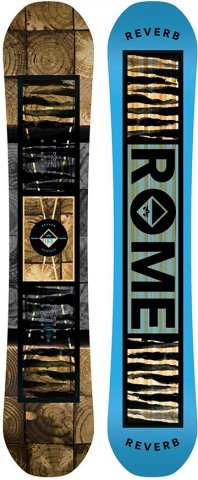 Rome Reverb Snowboard Review And Buying Advice