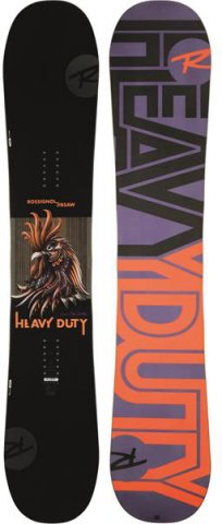Rossignol Jibsaw Heavy Duty 2017 Snowboard Review