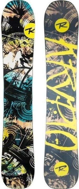5fcb279f5bb8 Rossignol Krypto 2012-2019 Snowboard Review
