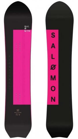 Salomon First Call 2018 Snowboard Review
