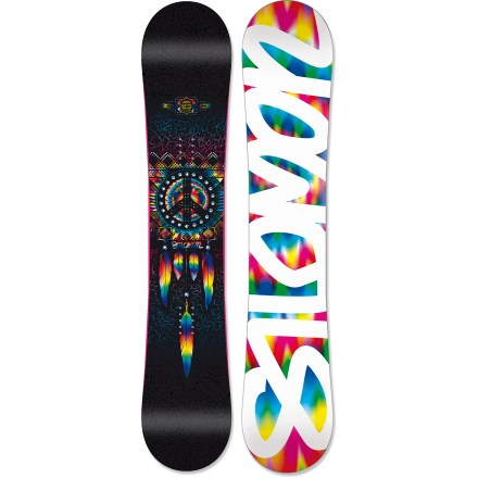 467f498d3580 Salomon Gypsy 2010-2019 Snowboard Review