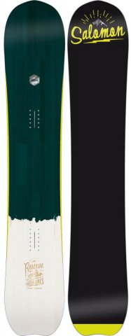 Salomon Reserve Snowboard Review and Buying Advice