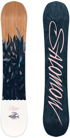 Salomon Rumble Fish Snowboard Review 2020