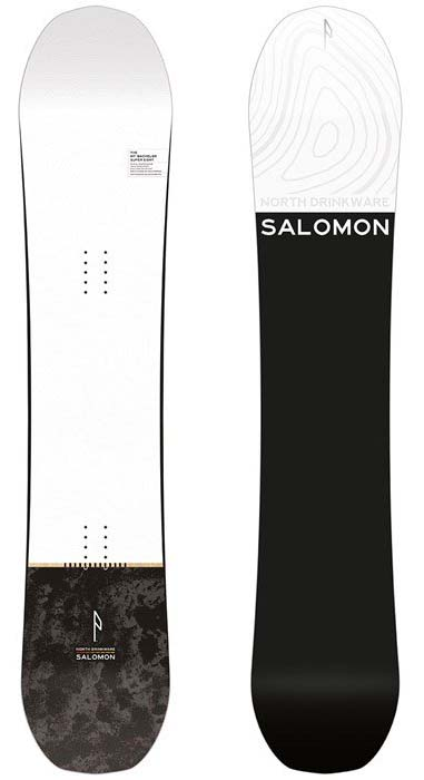 caf93aa0a99d Salomon Super 8 2016-2019 Snowboard Review