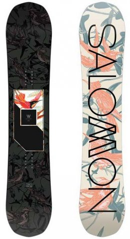 Salomon Wonder 2020 Women's Snowboard Review