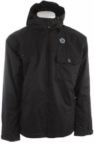 Sessions Commander Snowboard Jacket Review