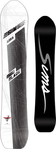 Sims Blade 2017 Snowboard Review