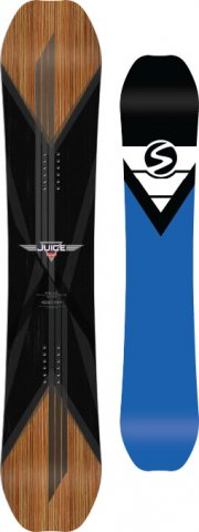 Sims Juice 2017 Snowboard Review