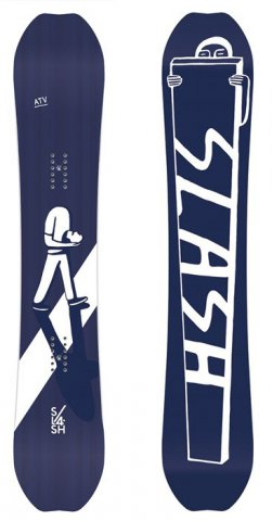 Slash ATV 2013-2019 Snowboard Review