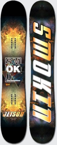 Smokin Jetson Snowboard Review and Buying Advice