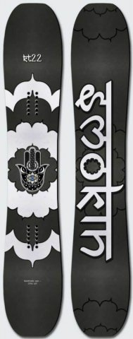 Smokin KT-22 2013-2017 Snowboard Review