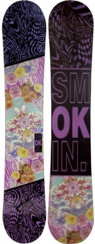 Smokin Vixen Snowboard Review and Buying Advice
