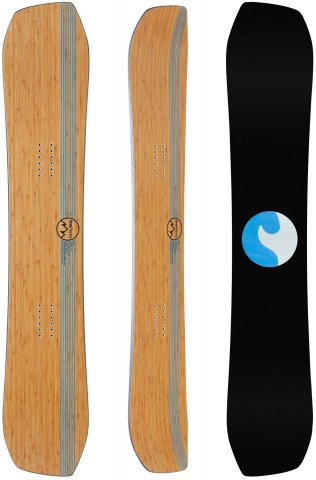 SnoPlanks SnoBlunt 2020 Snowboard Review