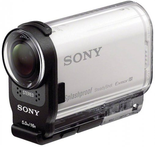 Sony HDR-AS200V Action Camera Review for Snowboarders
