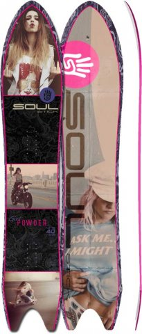 Soul Girl Powder Womens Snowboard Review