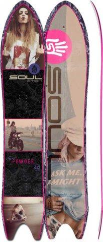Soul Girl Powder Womens Snowboard Review