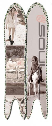 Soul Womens Pitch Wing 2020 Snowboard Review