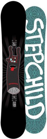 Stepchild Stereotype 2016 Snowboard Review