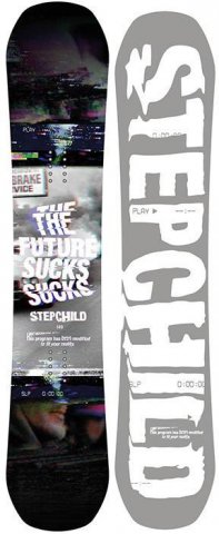 Stepchild Sucks Snowboard Review