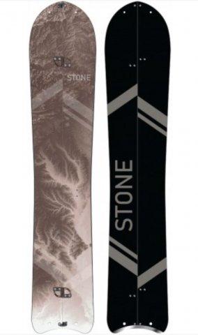 Stone Topo Womens Splitboard 2021 Snowboard Review
