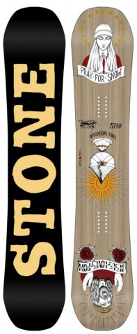 Stone Totem 2021 Womens Snowboard Review