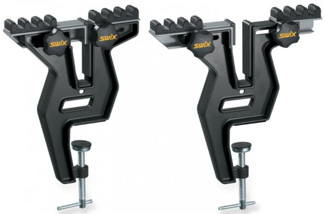 Swix Snowboard Tuning Vise Review