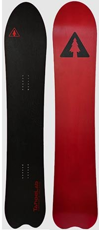 Tahoe Labs Directional Twin 2021 Snowboard Review