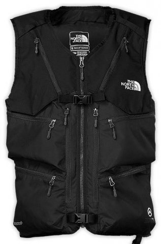 The North Face Powder Guide ABS Vest Review And Buying Advice