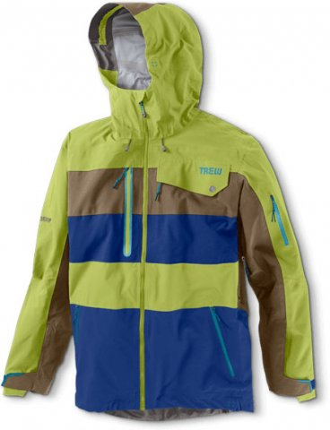 TREW Pow Funk Jacket Review