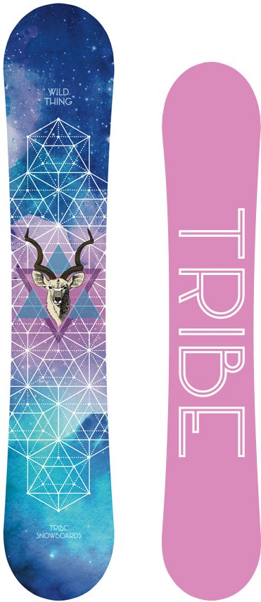 Tribe Wild Thing 2017 Snowboard Review