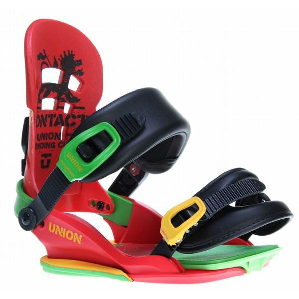 Union Contact 2010-2018 Snowboard Binding Review