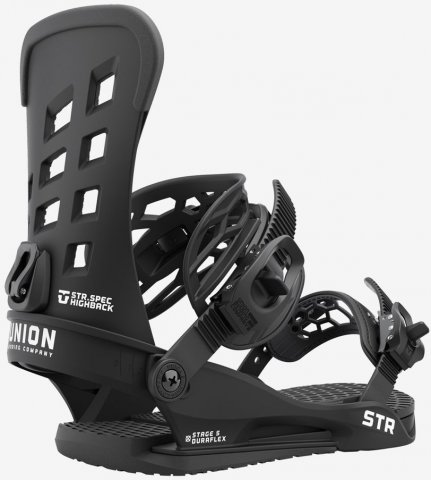 Union STR 2018-2020 Snowboard Binding Review