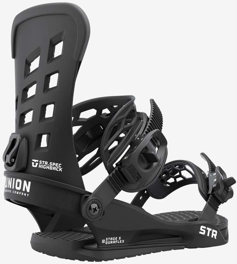 Union STR 2018-2019 Snowboard Binding Review
