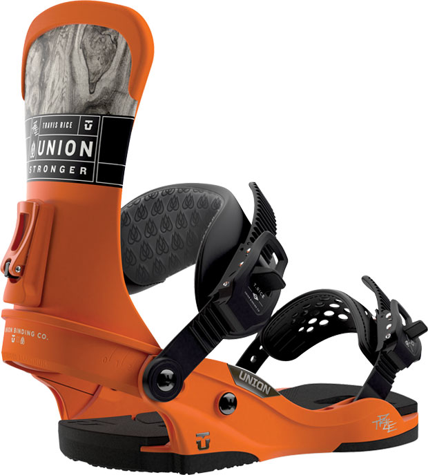 Union T. Rice 2015-2017 Snowboard Binding Review