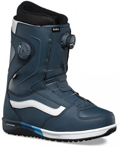 Vans Aura 2010-2018 Snowboard Boot Review