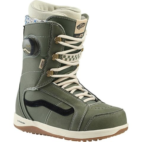 Vans Ferra Pro 2013-2020 Snowboard Boot Review