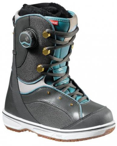 Vans Ferra 2013-2018 Snowboard Boot Review