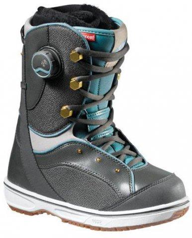 Vans Ferra 2013-2018 Snowboard Boot Review